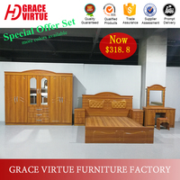 2017 Factory Direct Modern Design Bedroom