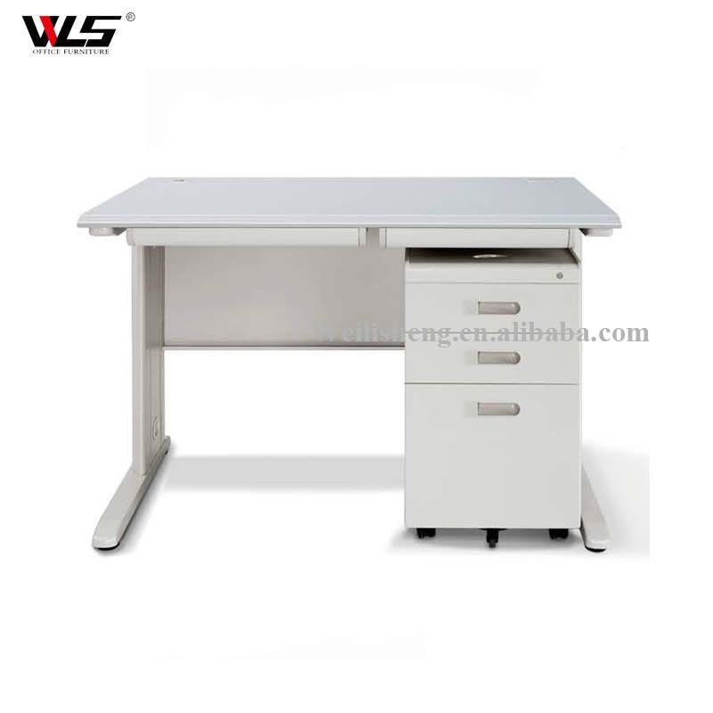 fashion hot selling metal office table computer desk specifications