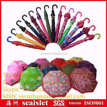 Lovely design small size auto open safe kid's children's umbrella