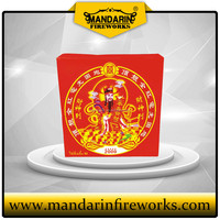 Chinese red firecrackers for sale, Liuyang red firecrackers, all red firecrackers for celebrations with good quality