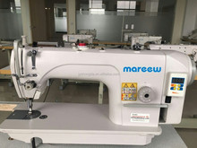 2016 new product high speed direct drive lockstitch sewing machine