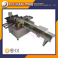 Superior performance firm structre paper packing machine toilet paper making machine price