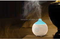 high quality electric Ultrasonic aromatherapy diffuser for all natural Essential oil