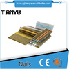 21 Degree - Full Round Head Plastic Strip Nails for Framing Nailer, plastic strip steel nail