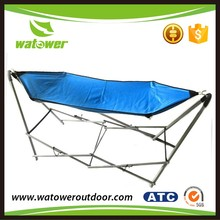 NBWT welcome OEM steel frame hammock with stand