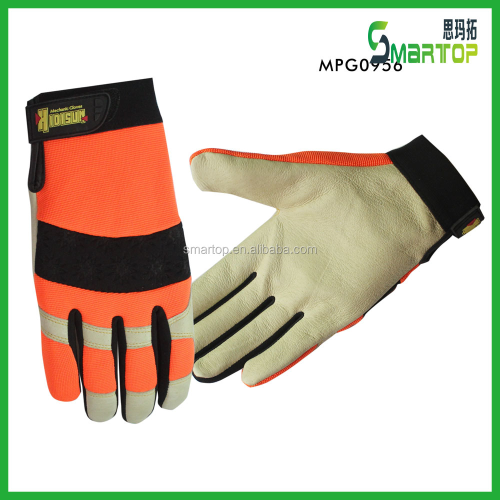 New products cheap japan importers of leather working gloves