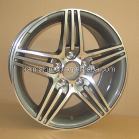 Hot sale 16'' 17'' 18'' 19''inch aluminum alloy wheel rims