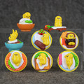 custom action figure,miniature figure,plastic toy mini food