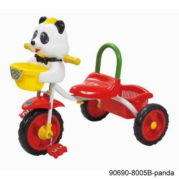 Hot Sell Children Tricycle Cheap Children Tricycle 90690-8005B-panda