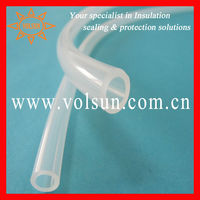 Clear 0.2mm silicone rubber tube