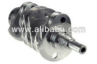 Cast Steel Crankshaft