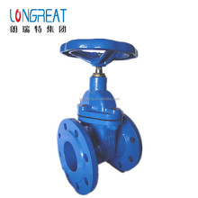 Drinking Water NRS Non Rising stem Resilient Seated Gate Valve DN250 DN300 DN350 DIN 3352 F4 GGG50