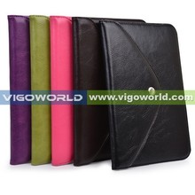 For Samsung Galaxy Tab 3 8.0 case, stand leather envelope case for Samsung Galaxy Tab 3 8.0