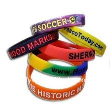Promotional Silicone Power Energy Negative Ion Band Bracelet