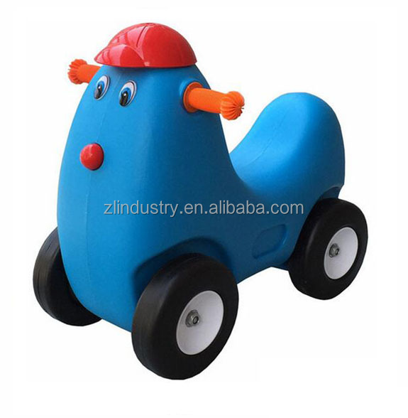2017 hot new products Excellent material assured trade portable kid riding horse toy