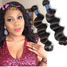 Wholesale Human Hair Price Within Large Stock Loose Wave 4A Grade Weft Hair Nice Hair