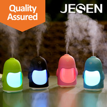 150ml Penguin humidifer with 7colors night lights