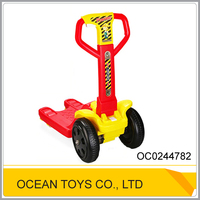 Battery operated kids ride on toy excavator forklift toy OC0244782