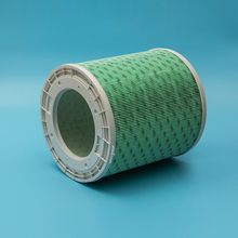 Hot Sale on Alibaba office & building use mini pleat round hepa filter cartridge