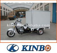 full cover tricycle cargo
