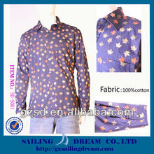 STOCK SHIRTS,Mens fashion shirts(SD-S001)