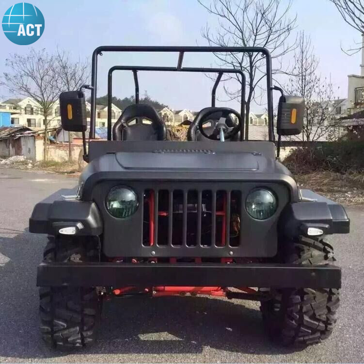 200cc/250cc mini jeep ATV/Go kart willys for sale the Off Road Buggy