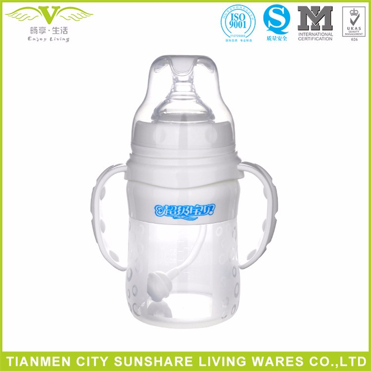 Food Grade Liquid Silicone Baby Bottle Manufacturer Wholesale Baby Feeding Bottle Supplies