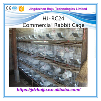 Manufacture price cheap rabbit farming cage for sale