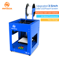 2017 Hot sale industrial high precision mini metal 3D printer machine for office usage DIY design model