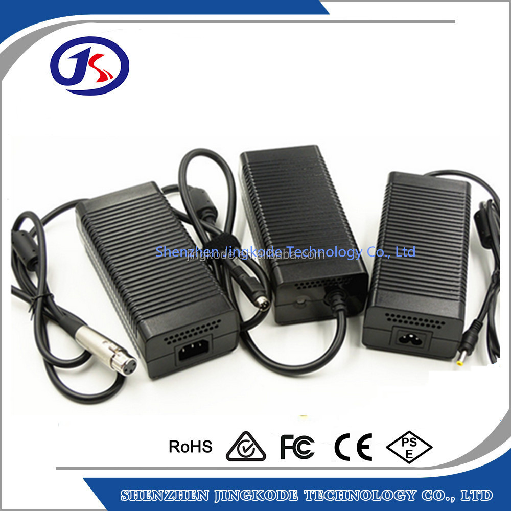 180W high power Power Supply with 4 pin round head