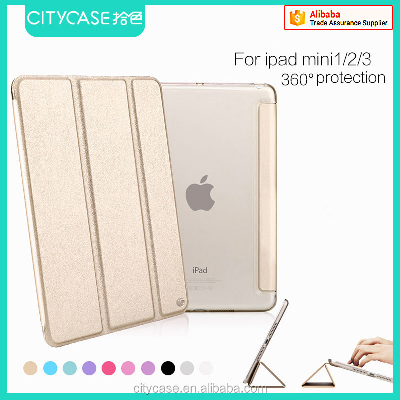 city&case case for ipad mini for ipad mini1/2/3 case leather