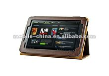 21012 hot sales Book style PU Leather case for google nexus 7 ,For Google N7 tablet leather case