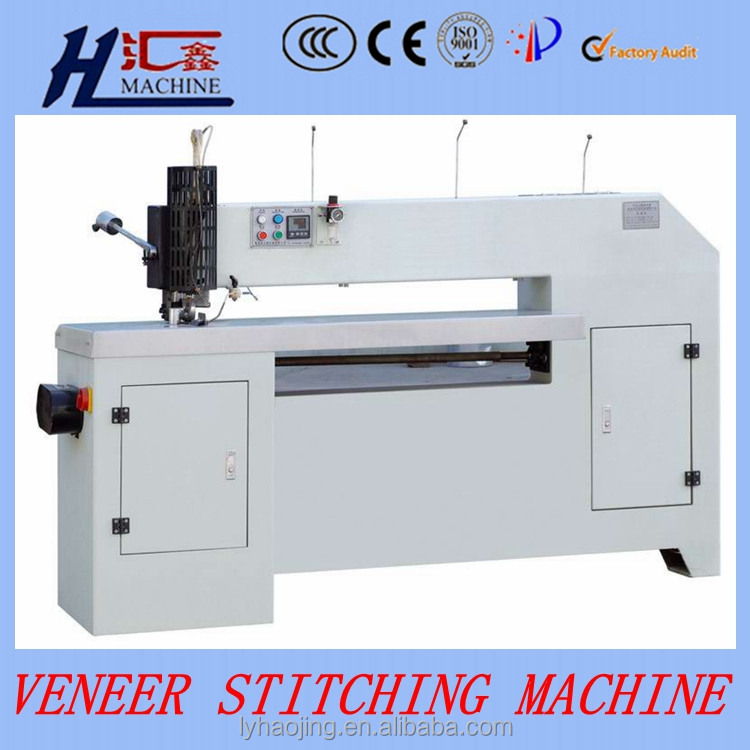 1300mm Veneer stitching machine / jointer machine for woodworking machinery