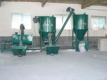 The new Dry mortar mixer