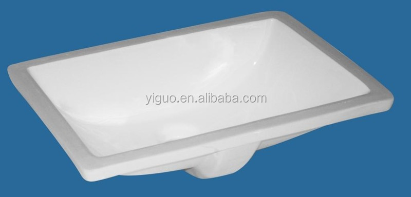 Ceramic sink bathroom undercounter cUPC wash basin 1813