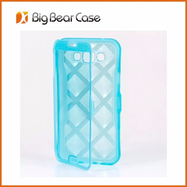 Full protective cell phone cover for huawei ascend y300