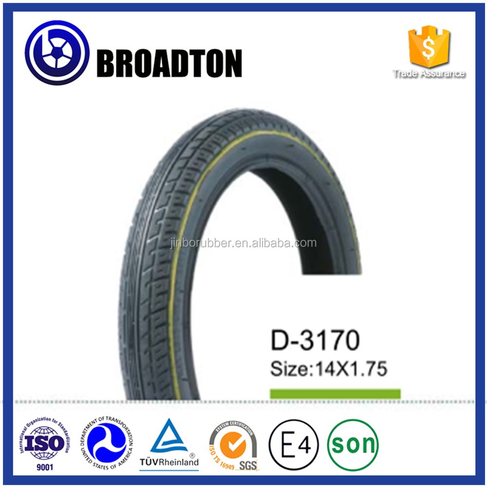 Bicycle tyre 26x2x1-3/4