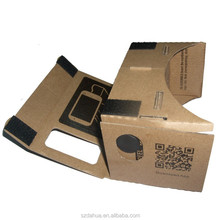 2015 Hot selling paper passive 3d glasses,google cardboard