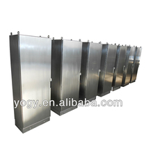 Outdoor IP67 Aluminum Enclosure Power Distribution Cabinet