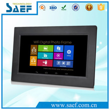 7 inch Tablet PC android 4.4 operating system video player display with Bluetooth wifi/ Ethernet/3G function