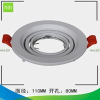 factory direct sale gu10 mr16 5w 7w 9w 12w dimmable cob led ceiling spot light