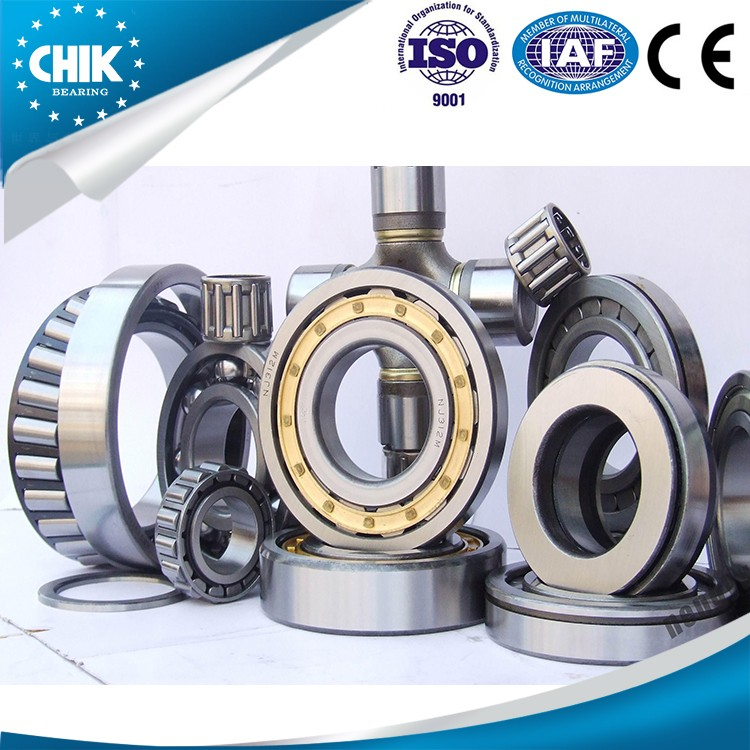 High Precision Cross Roller /thin Section / Cylindrical Roller Bearings Rb3010