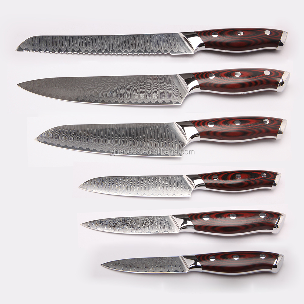 high quality forged damascus steel chef <strong>knife</strong>