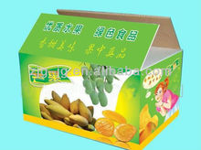 Custom mango packing carton