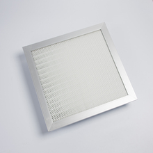 Good quality Replaceable Media washable air filter