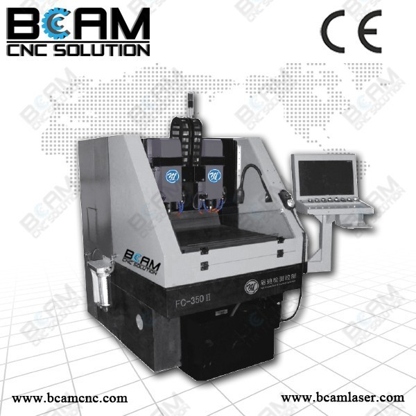tempered glass cutting machine BC3040 tempered glass screen protector making machine cnc engraving machine