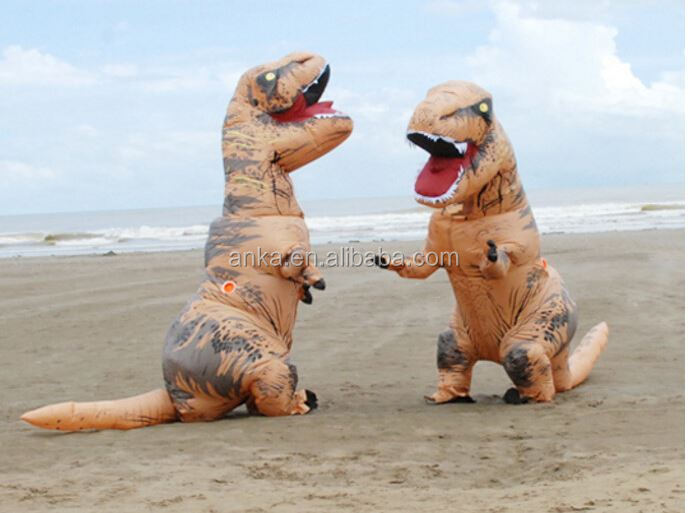 Custom made oxford nylon inflatable dragon costume with cheap price