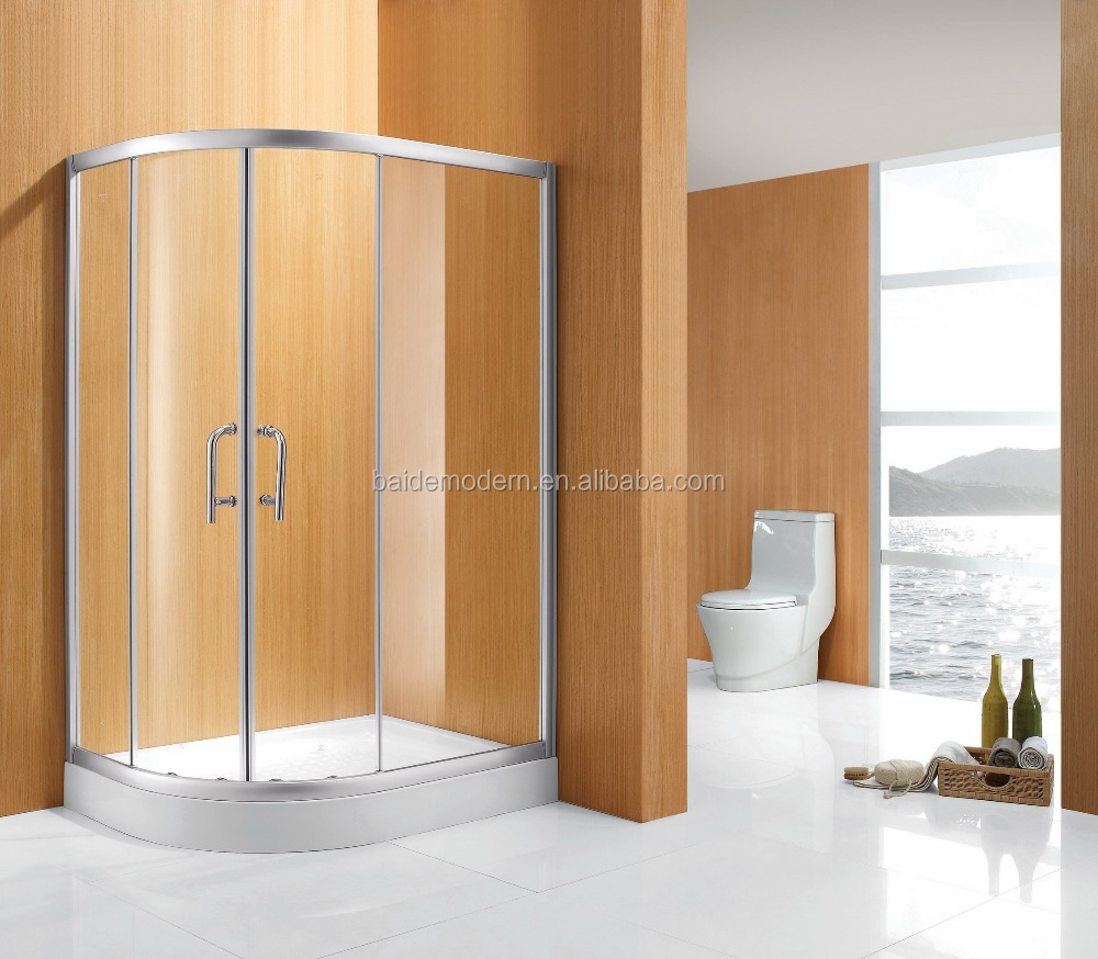 Cheap Price Aluminum shower enclosure 2016