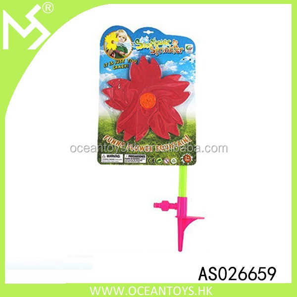 New Garden Sprinklers Tools Flower Plastic Garden Water Power Sprayer
