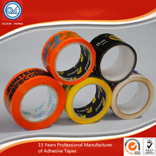 Custom Printed Carton Sealing Tape With Company Logo Printing / Advertising Text
